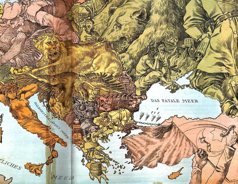 Nacionalniyat Vpros Na Balkanite V Ramkite Na Prvata Svetovna Vojna